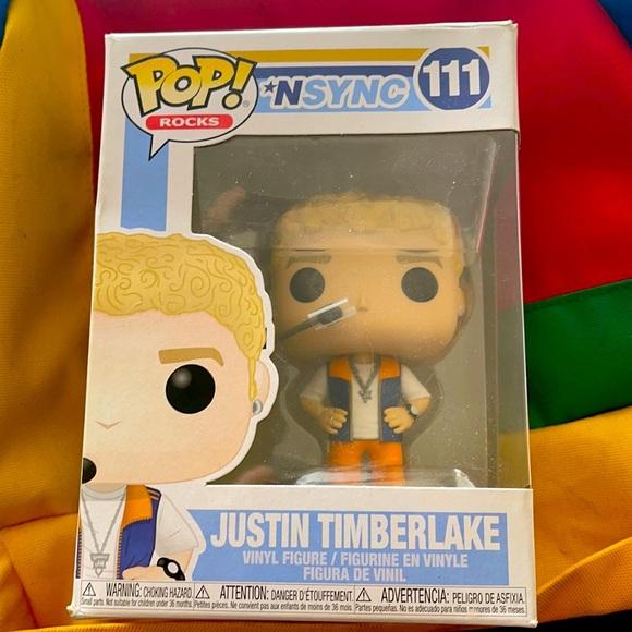 Justin Timberlake POP™️